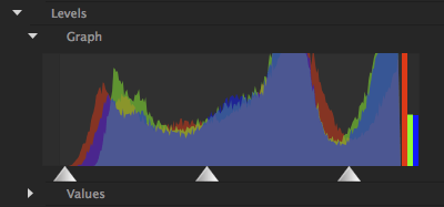 filmconvert-levels-graph